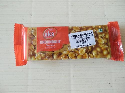 GROUNDNUT CANDY 100G SKS