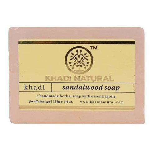 SANDAL WOOD SOAP KHADI