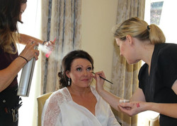 hair and Makeup Raithwaite Hall
