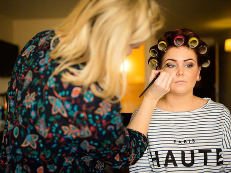 How to choose a makeup artist for your big day.