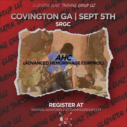 Advanced Hemorrhage Control (AHC) Pistol