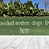 Thumbnail: Spoiled Rotten Dogs Live Here