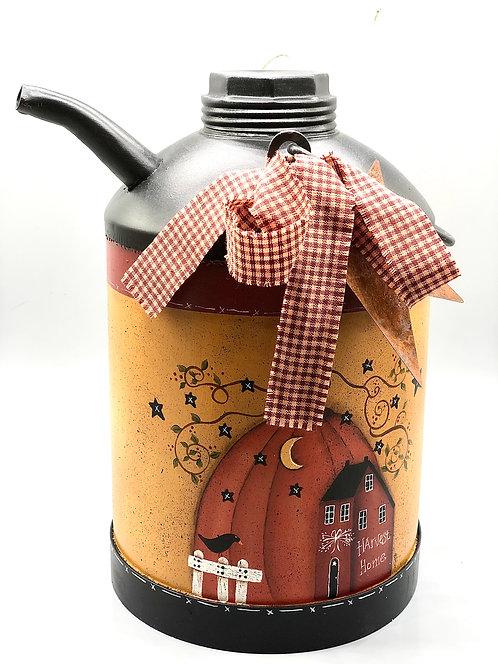 Autumn Twilight Oil Can