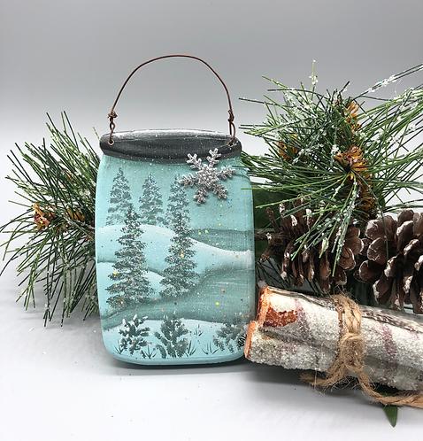 Winter Creek Ornament
