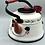 Thumbnail: Candy Cane Snowman Tea Pots