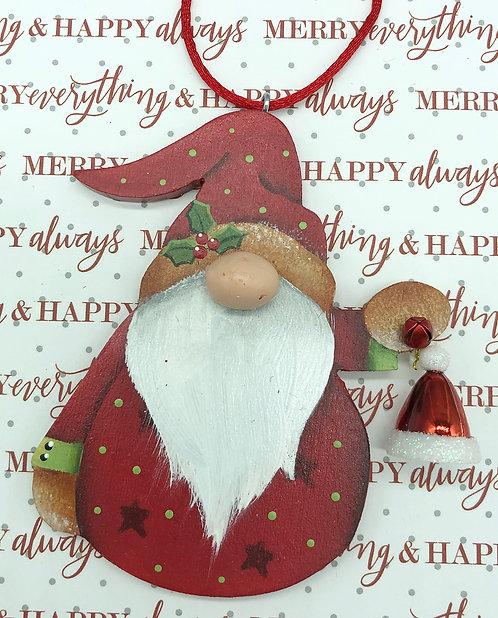Gnome Santa