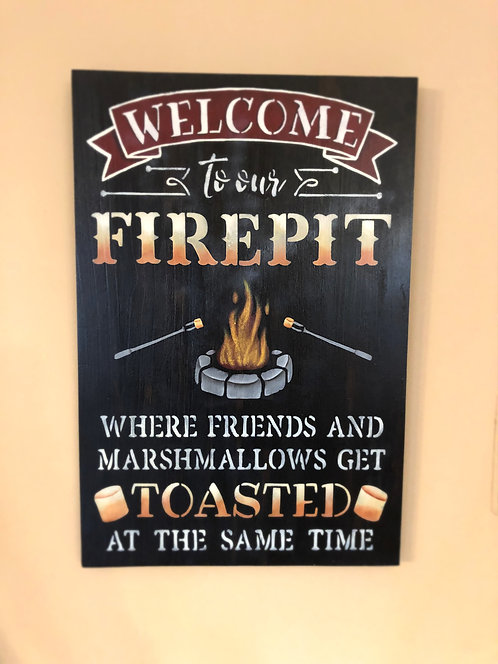 Welcome to the Firepit