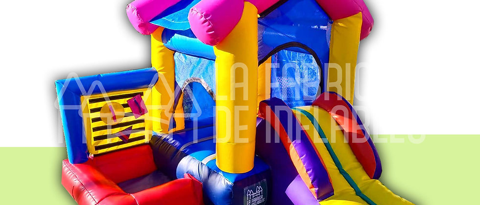 NUEVO! Inflable Peques
