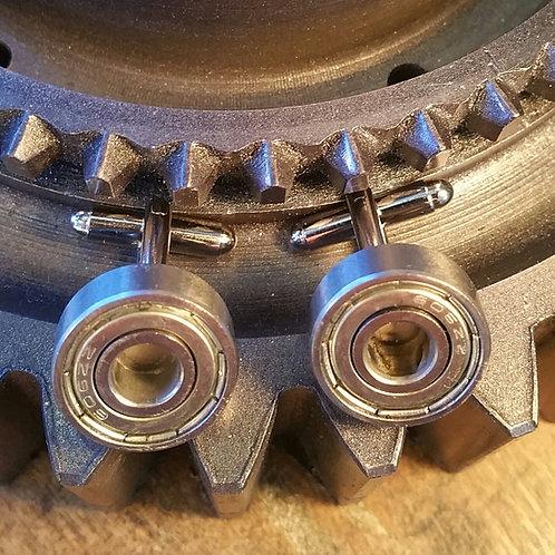 Closed Bearing Cufflinks