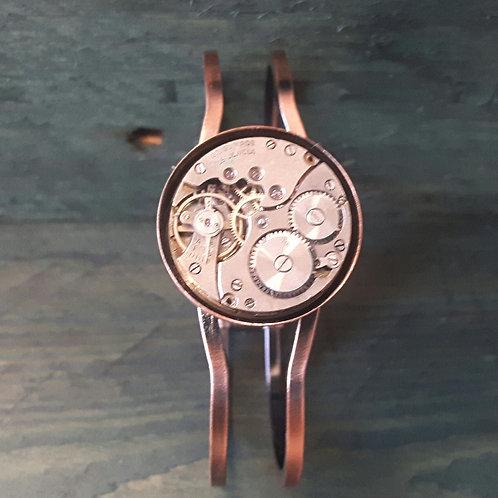 Vintage Watch Bangle