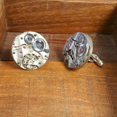 Dreadnought vintage watch movements