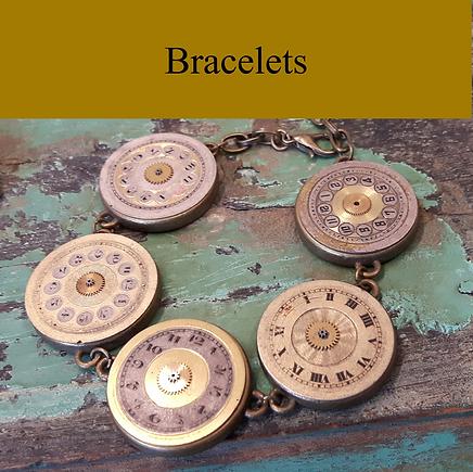 Vintage Watch Bracelets