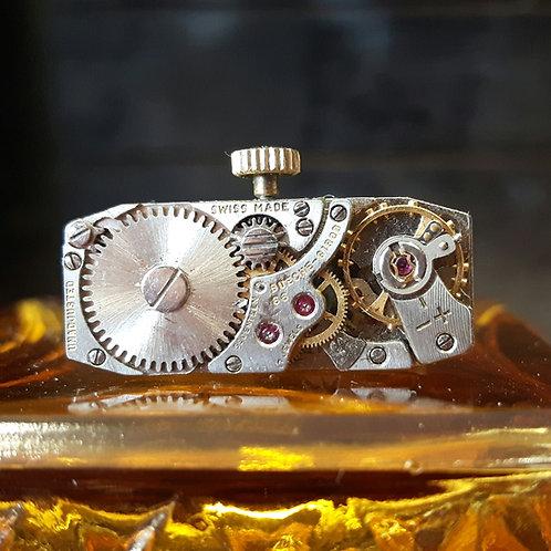 Vintage Bueche-Girod Watch Cufflinks