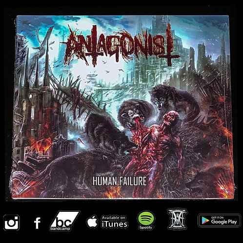 Antagonist ''Human Failure'' EP