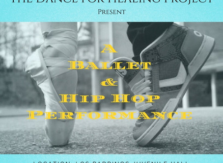 A Ballet & Hip Hop Performance