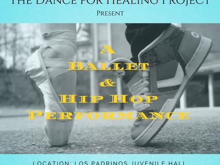 A Ballet & Hip Hop Performance