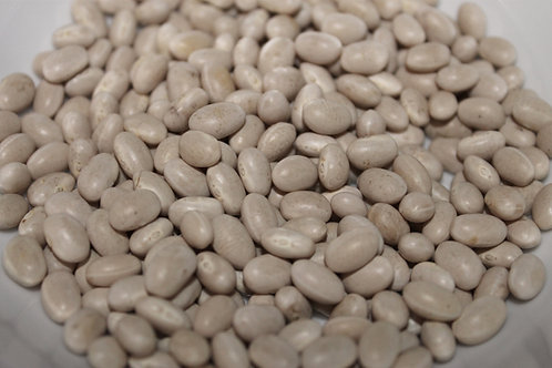 Organic Navy Beans (25lbs)