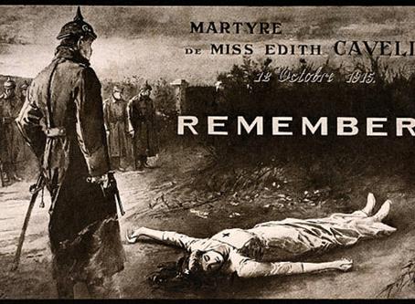 Heroine Edith Cavell