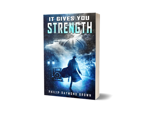 IT GIVES YOU STRENGTH (Paperback Edition) autographed free on request