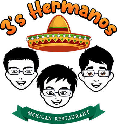 3s Hermanos Mexican Restaurant logo2.png