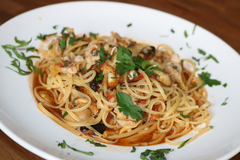 Linguine Clam Sauce