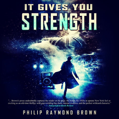 IT GIVES YOU STRENGTH (Audiobook Version)