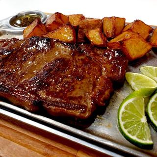Churrasco Boneless NY Strip Steak