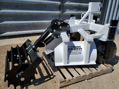 NEW Trac Filler Wheel Packer