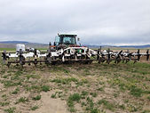 "12 Row 36"" Markout/Cult-Diker MAX Tool Bar"