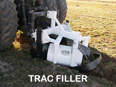 Ag-Vantage Trac Filler -Pivot Track Filler