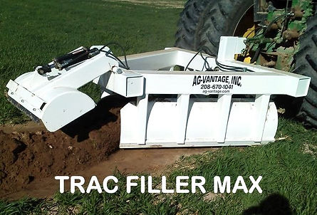 Ag-Vantage Trac Filler MAX - Pivot Track Filler