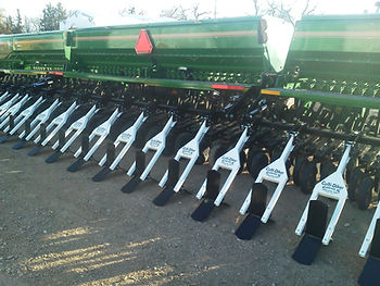 Cutli-Diker ST on Great Plains 3S-5000 Grain Drill