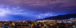 Thunderstorms and Heavy Rain due in the UK