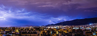 Lightning Stikes