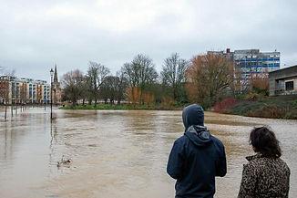 Flooding Storm Bela