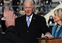Joe Biden becomes US President