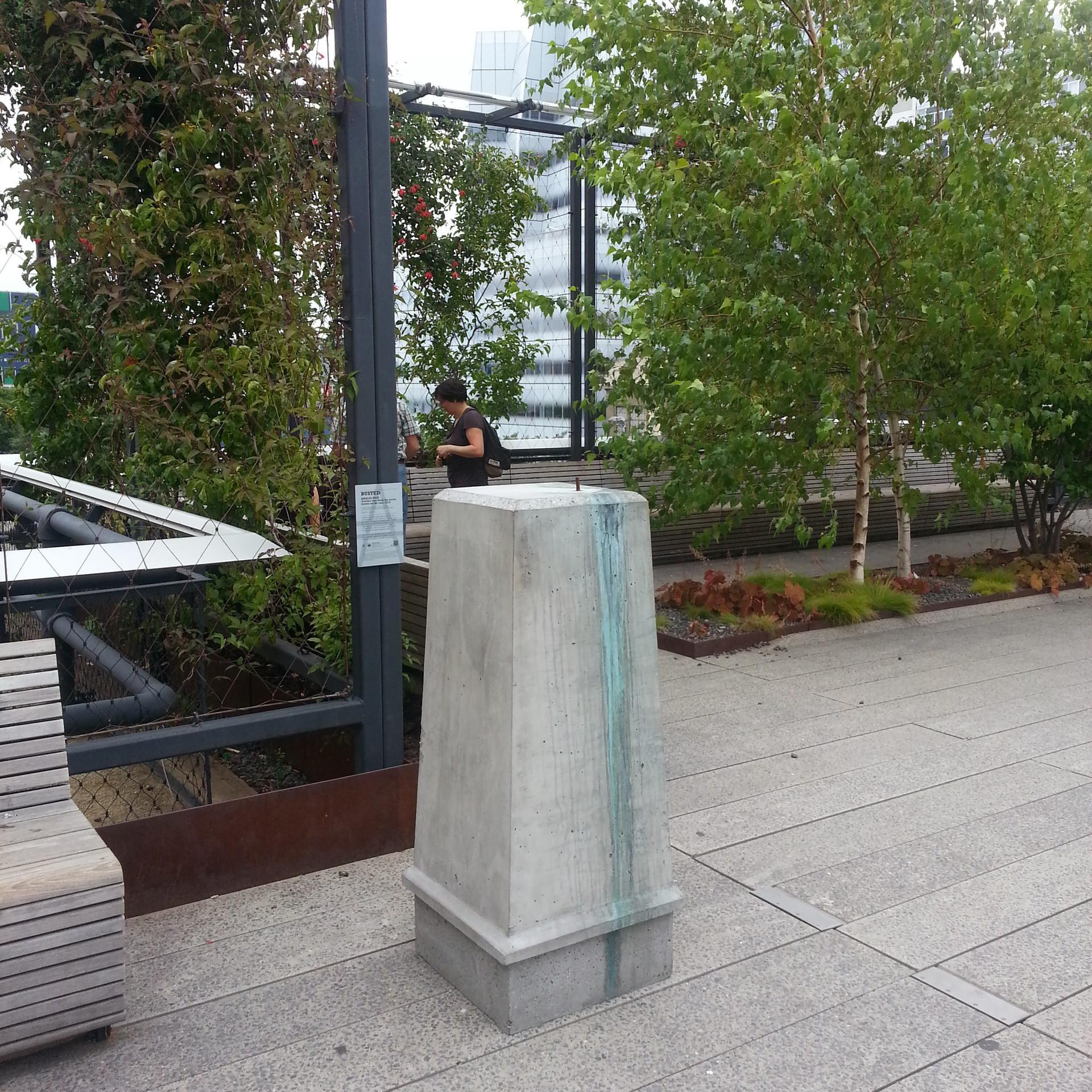 Sculpture base