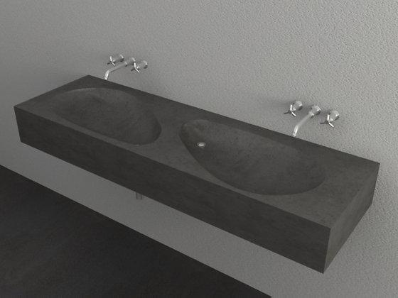 Double Kidney Sink