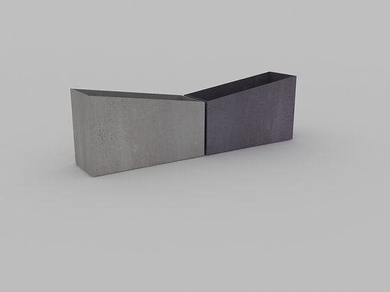 Slanted Planter(long)