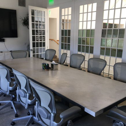 Annapurna Pictures. Conference table.