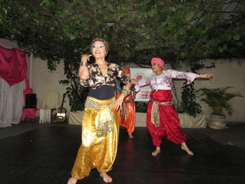 Dança Cigana Turca