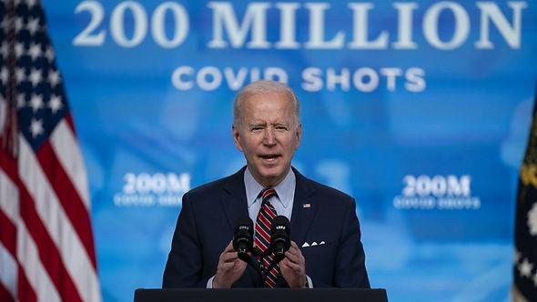 Biden announces COVID vaccine plan