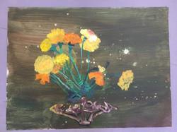 flowers spacial