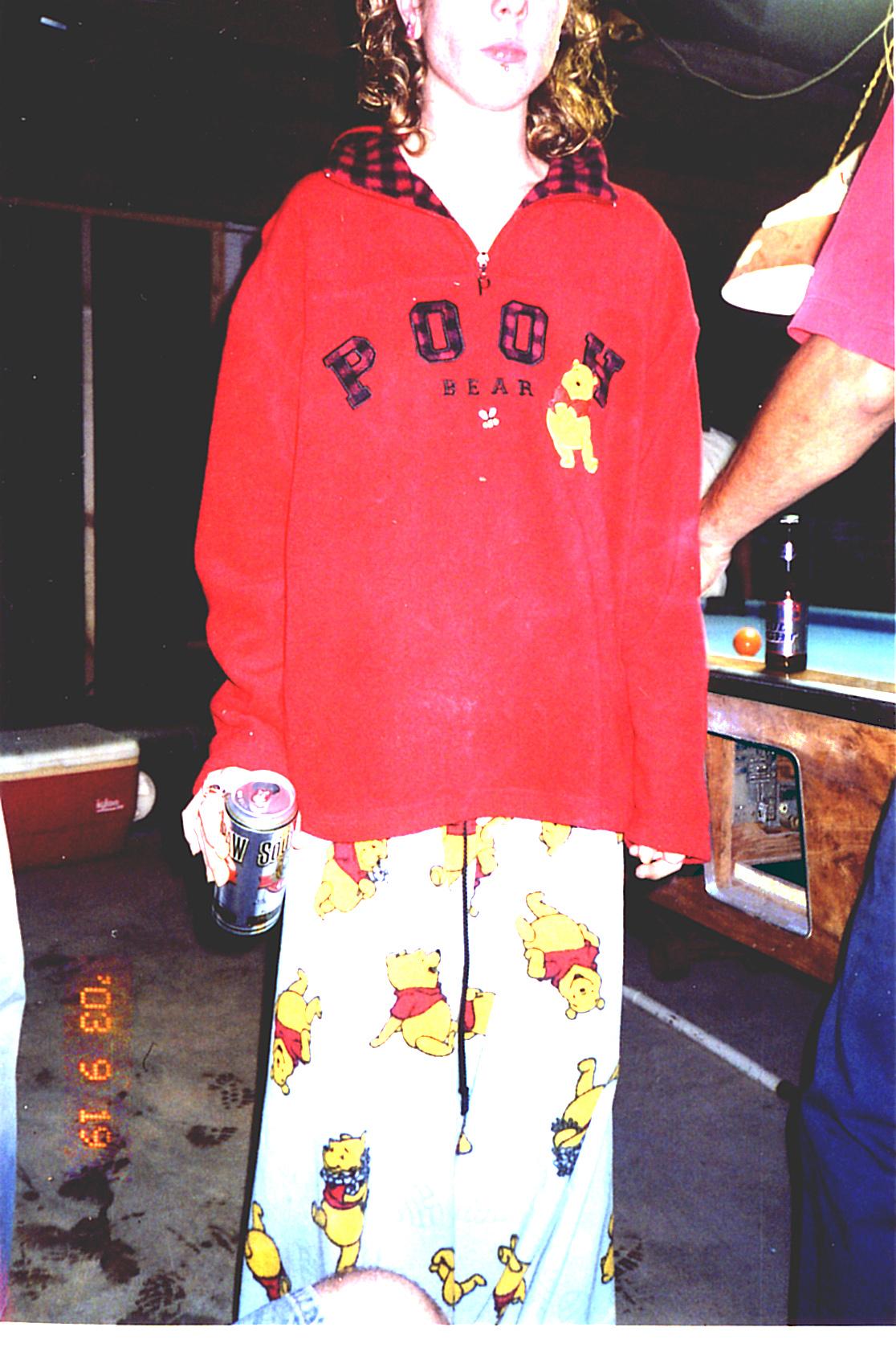 Pajama Girl