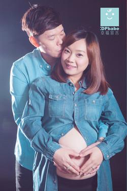 Cassie & Hong - Pregnancy