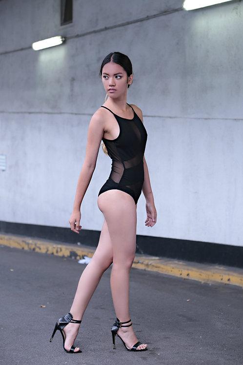 Diana mesh Bodysuit