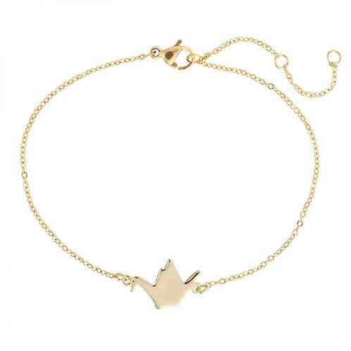 Golden Bird Bracelet