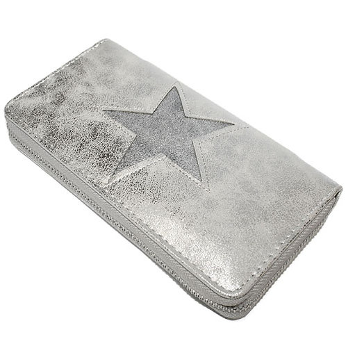 Silver Star Purse