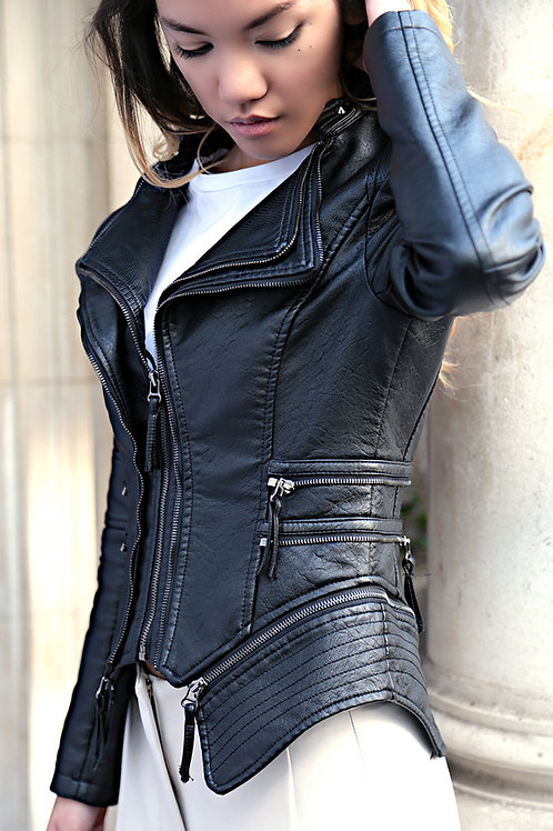 Camila Biker Jacket