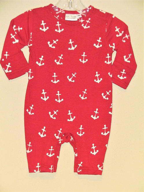Red Anchor Coverall